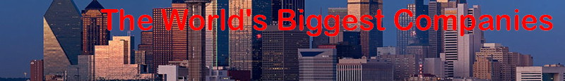 world biggest company
