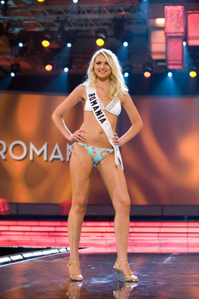 miss universe 2009 swimsuit competition who s hottest  4 84